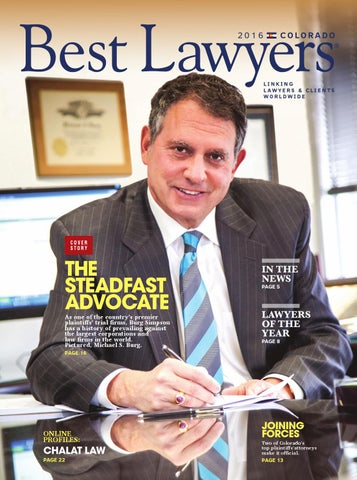 Best Lawyers in Colorado 2016 by Best Lawyers  Issuu