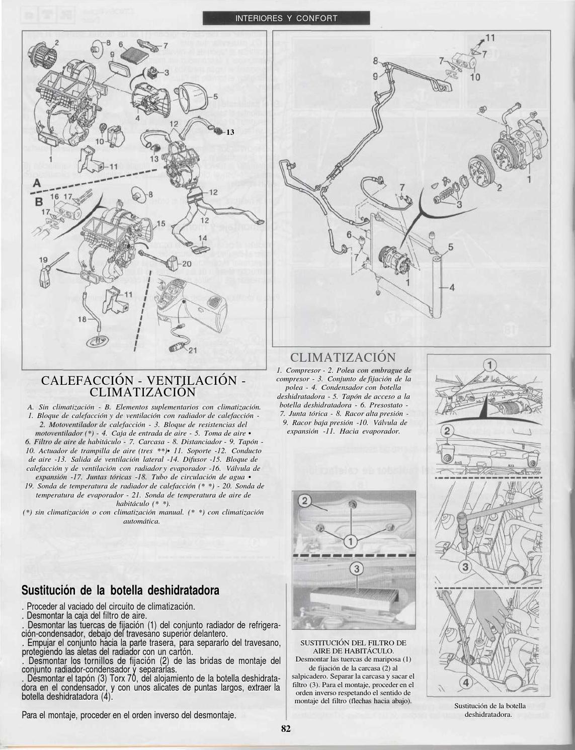 Estudio y manual de taller del xara picaso 2001 2 0 hdi by
