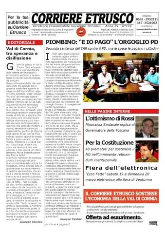Corriere Etrusco n.136