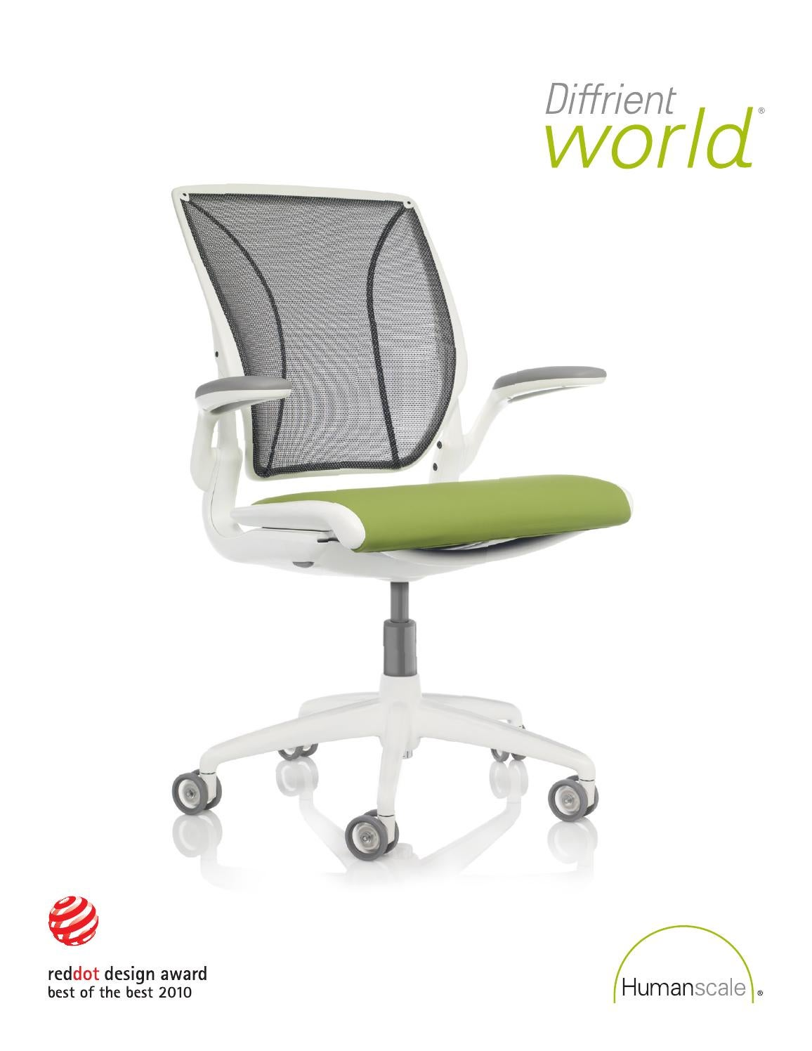 Humanscale Diffrient World Chair Xtra Humanscale Diffrient World Chair By Xtra Furniture