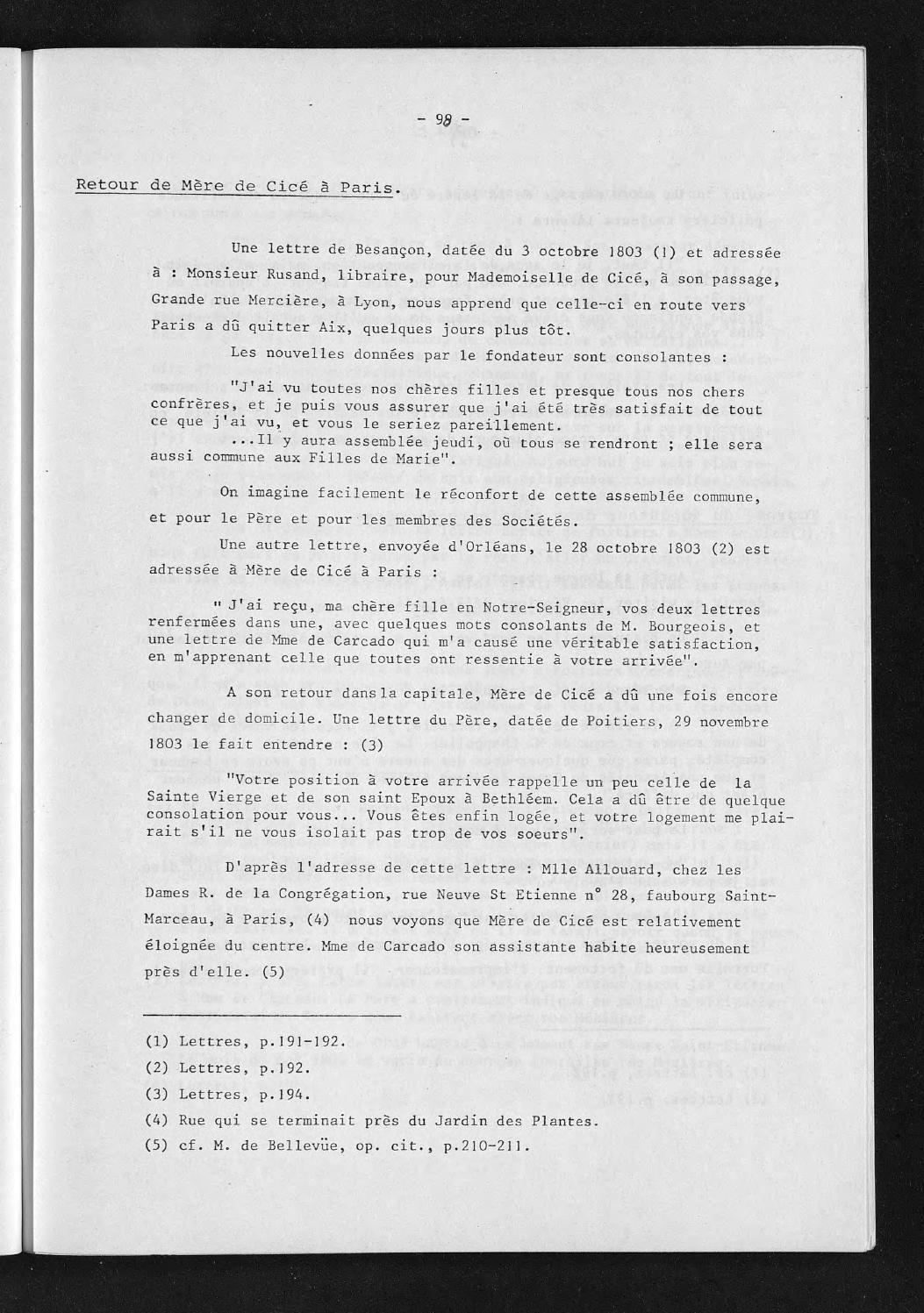 Mère De La Vierge En 4 Lettres : mère, vierge, lettres, Fondées, Hijasdelcorazondemaria-fra, Issuu