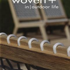 Teak Lounge Chair Beach Chairs With Umbrella Woven+ Catalogue By Woven Plus B.v. - Issuu