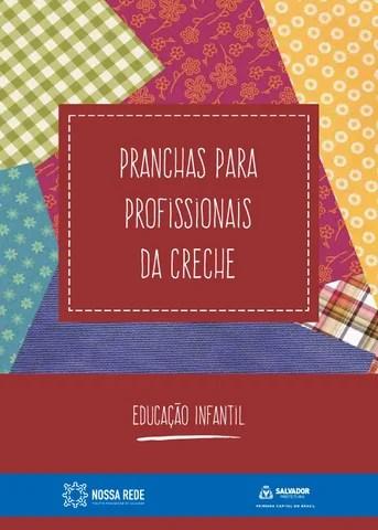 Pranchas para Profissionais da Creche by Avante  Educao e Mobilizao Social  Issuu
