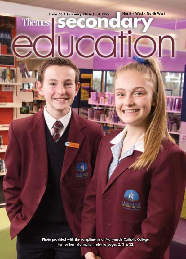 Secondary Education West - February 2016 Star