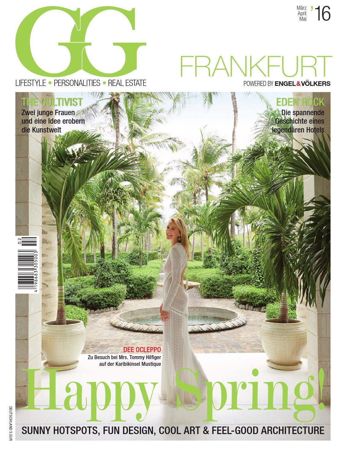 Gg Magazine 02/2016 Frankfurt By Gg-Magazine - Issuu