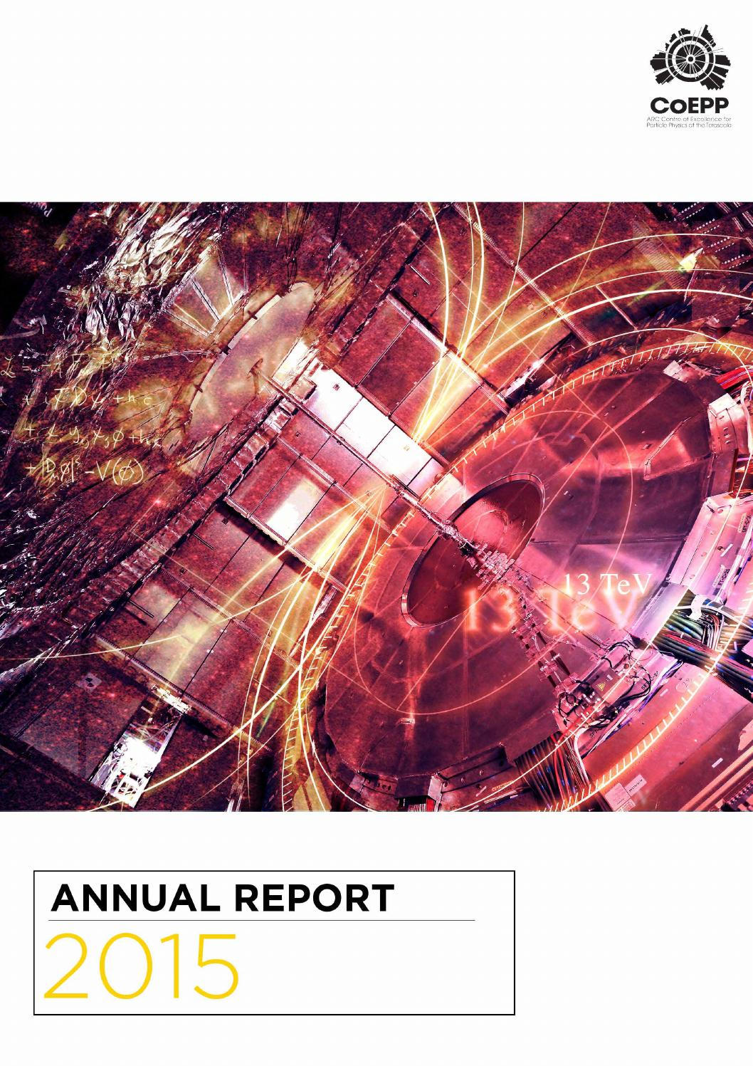 Coepp Annual Report 2015 By Coepp Issuu