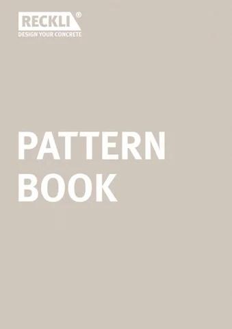 RECKLI Patternbook by RECKLI GmbH Issuu