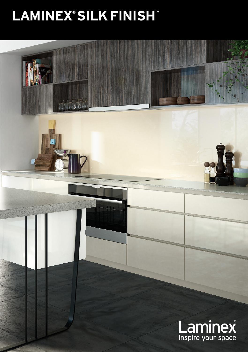 Laminex Silk Finish Doors By Kitchensbymatric Issuu