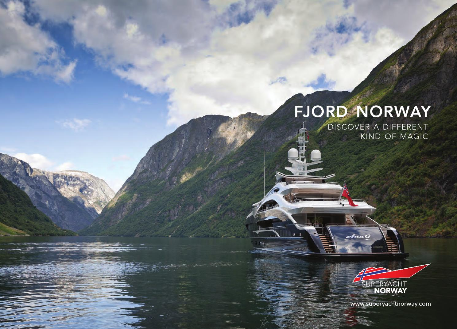 Fjord Norway By Yachting Matters Issuu