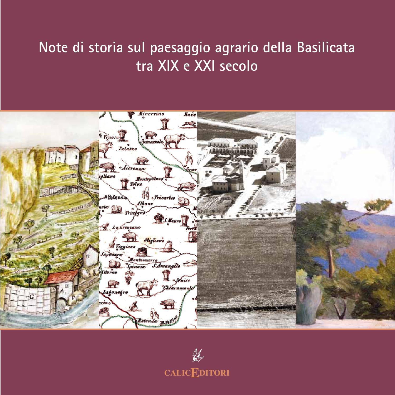 Storia Paesaggio Agrario Italiano