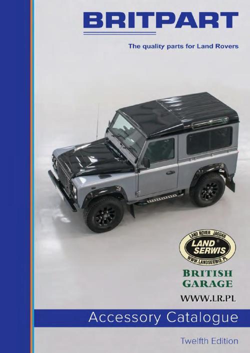 small resolution of britpart 12 2016 katalog akcesori w land rover range rover lrpl mini by land serwis issuu