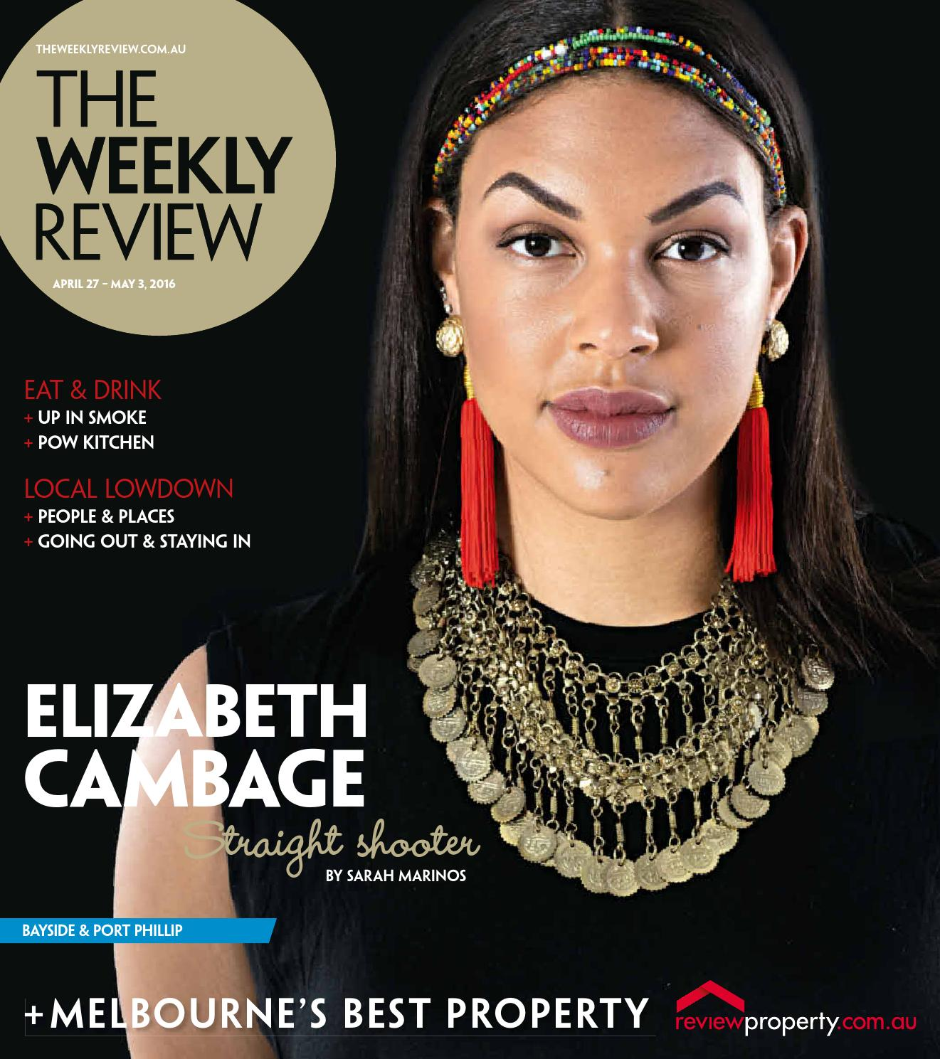 The Weekly Review Bayside by The Weekly Review issuu
