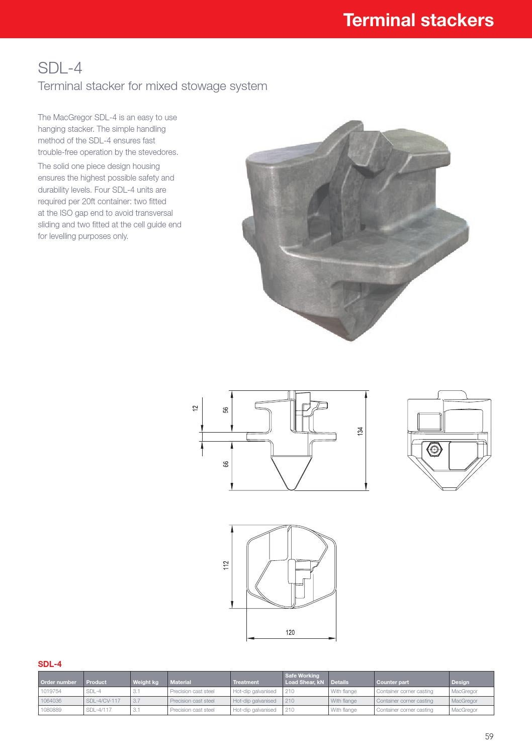 hight resolution of macgregor container securing systems product catalogue by cargotec issuu