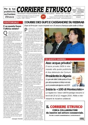 Corriere Etrusco n° 146