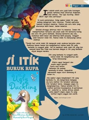 Cerita Bebek Buruk Rupa : cerita, bebek, buruk, Mei-juni, PENABUR, Jakarta, Issuu