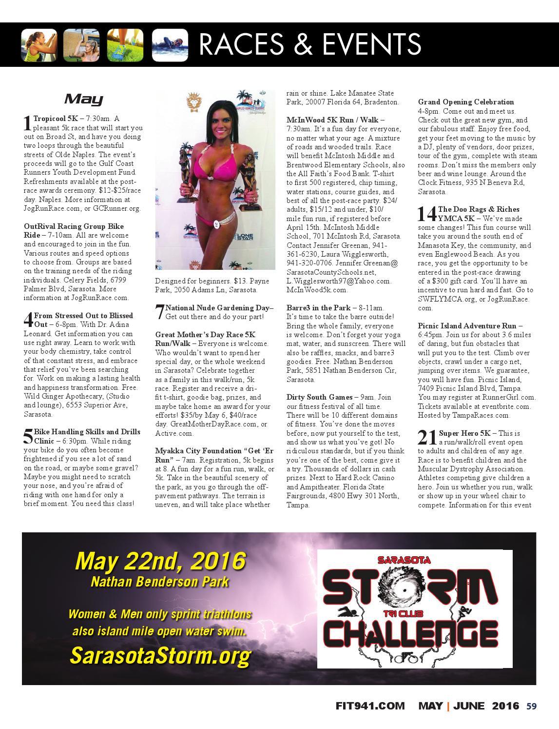 Around The Clock Fitness Sarasota : around, clock, fitness, sarasota, Swimsuit, Edition, Vebuka.com