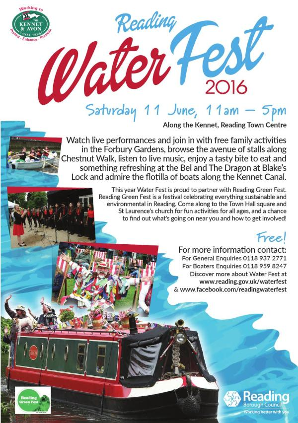 Reading Water Fest 2016 Brochure Council - Issuu