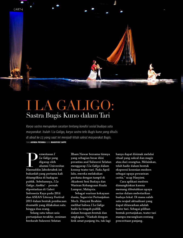 Contoh Teater Modern Di Indonesia : contoh, teater, modern, indonesia, BATIK, Batik, Magazine, Issuu