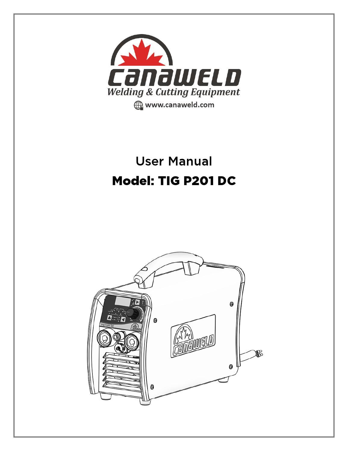 Tig Manual