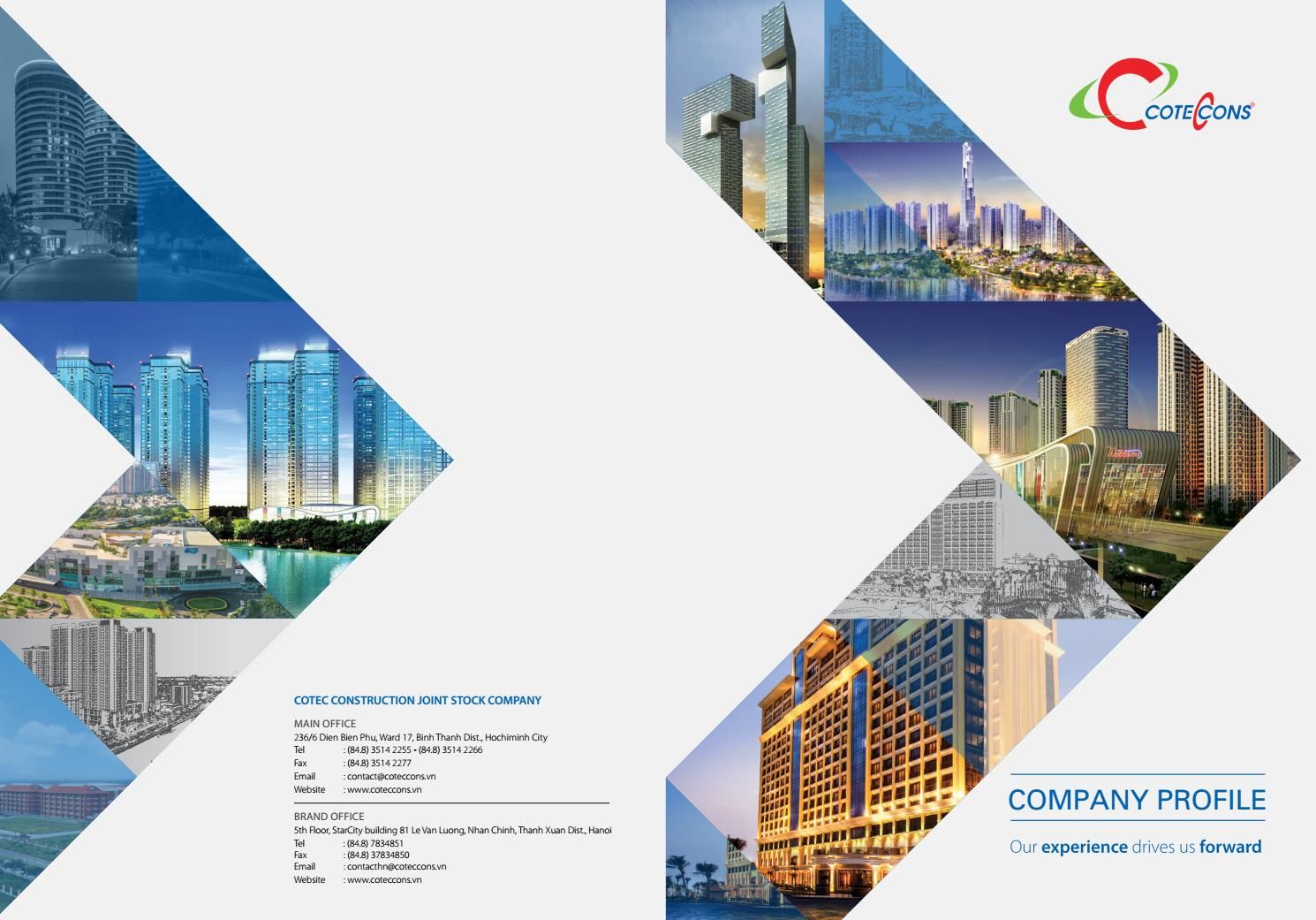 Company Profile Coteccons by Lebrand - issuu