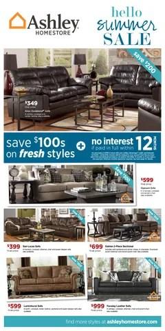 Ashley Furniture Layaway : ashley, furniture, layaway, Hello, Summer, Ashley, Furniture, HomeStore, Laredo, Issuu