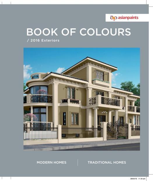Asian Paints Exterior Colour Guide Pdf Home Painting