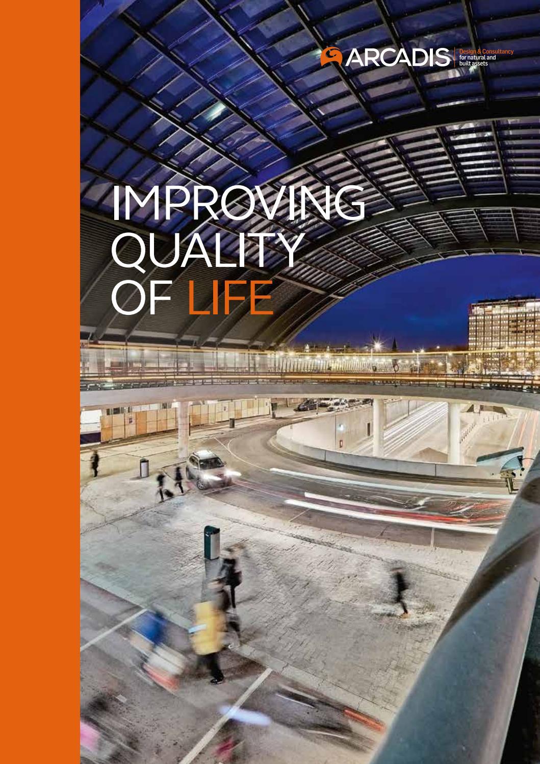 Arcadis Corporate Brochure by Arcadis UK  Issuu