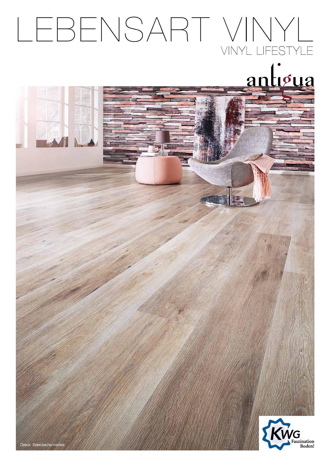 Vinylboden Kwg Antigua Prospekt | Tomwood Ag By Tomwood Ag - Issuu