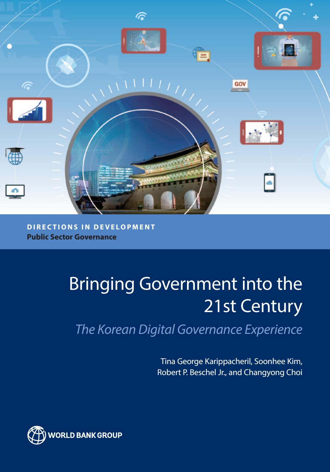 hight resolution of bringing government into the 21st century by world bank publications issuu