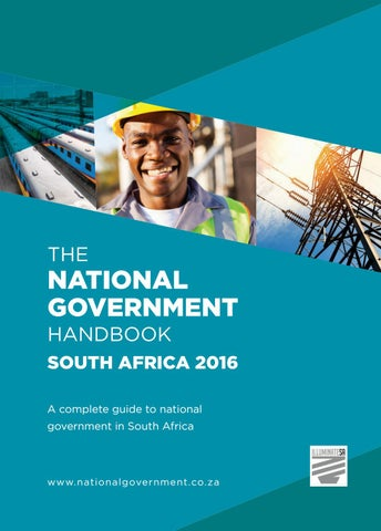 National Government Handbook  South Africa 2016 by Yes Media  Issuu