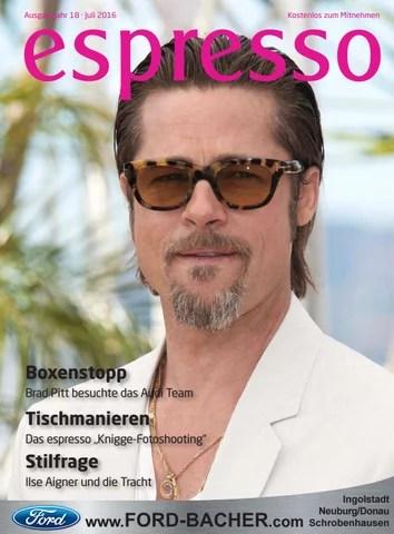 espresso Magazin Juli 2016 by espresso Magazin  Issuu