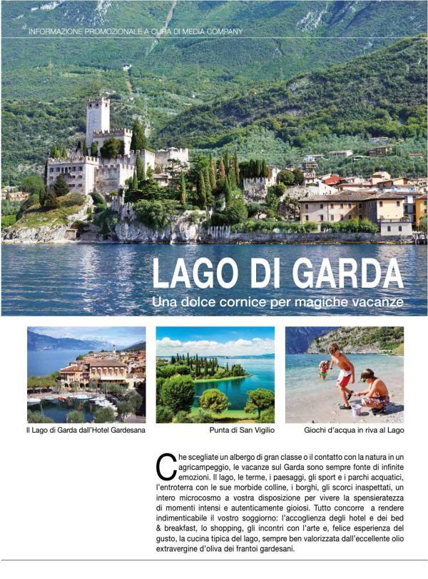 Bellitalia lago di garda by Media Company Issuu