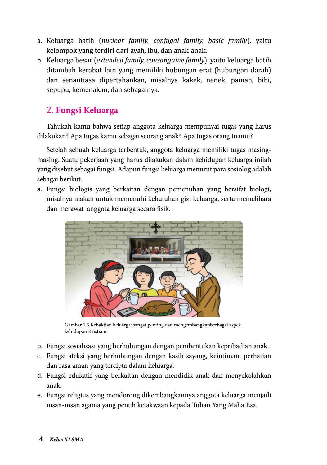 Keluarga Yang Terdiri Dari Ayah Ibu Dan Anak Disebut : keluarga, terdiri, disebut, Pendidikan, Agama, Kristen, Pekerti, Kelas, Oppah, Issuu