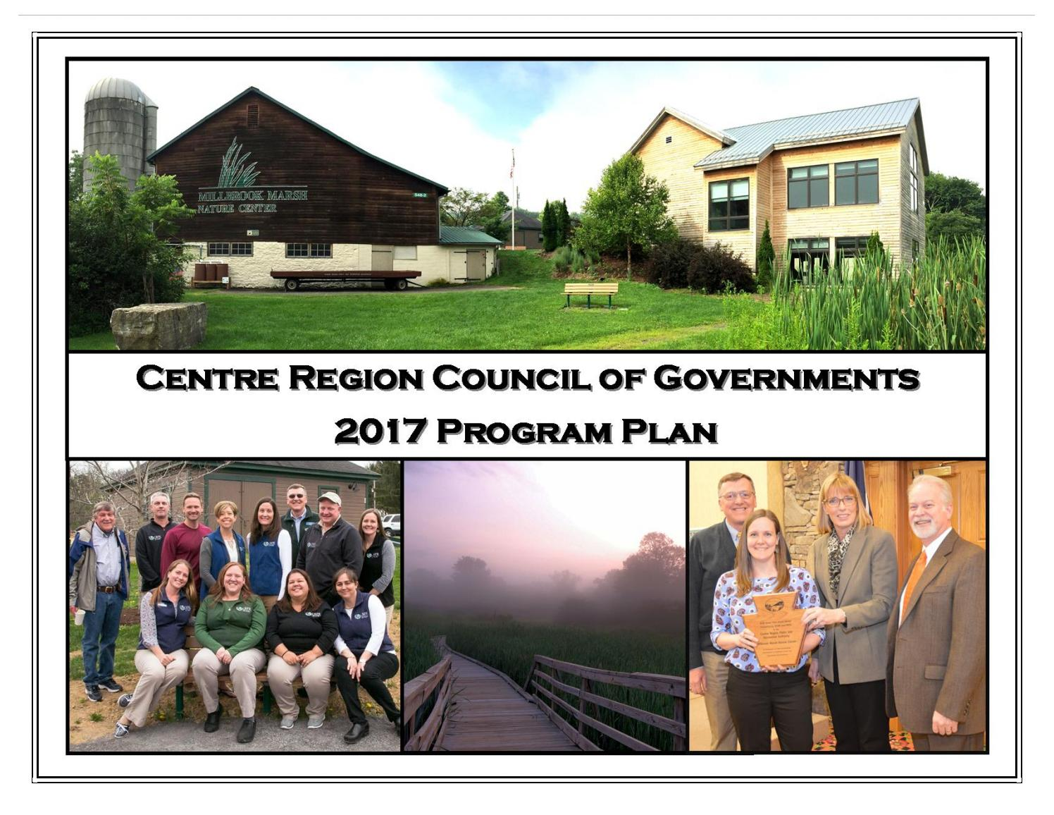 COG 2017 Program Plan by Centre Region COG  Issuu