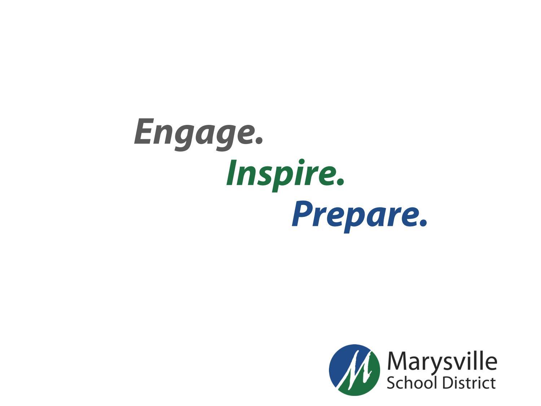 Engage. Inspire. Prepare. by Marysville School District