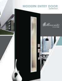 Masonite Modern Door Brochure by clearymillwork - Issuu