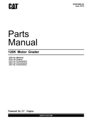 Motor Grader Parts Diagram  impremedia