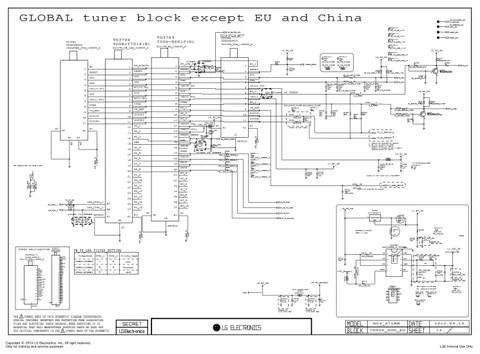 Manual de serviço tv lg led 32ln5400 sa e sb e 32ln540b sa
