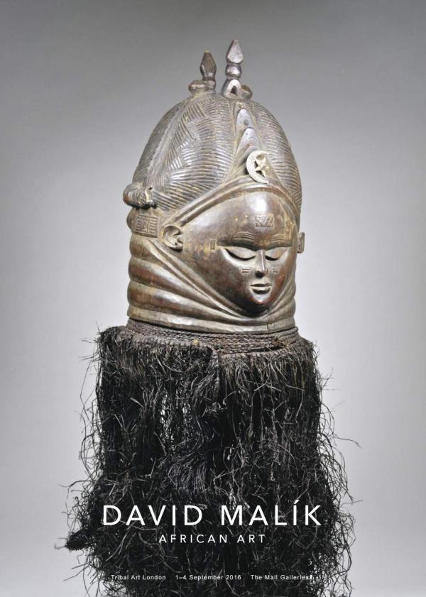 David Mal African Art - Tribal London 2016