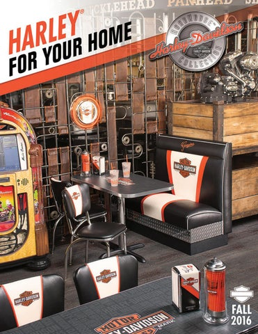 Fall Themed Wallpaper Harley Davidson 174 Roadhouse Collection Fall 2016 Catalog