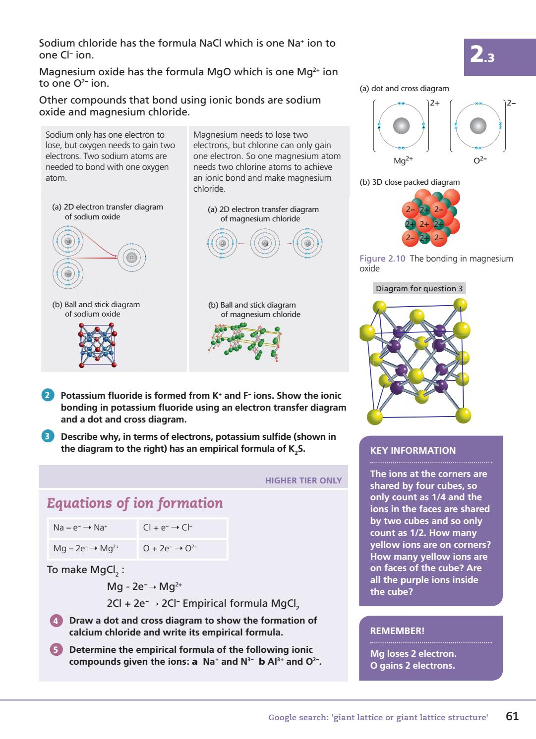 hight resolution of aqa gcse 9 1 chemistry for combined science trilogy
