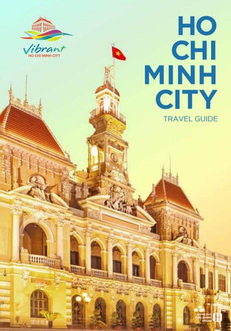 Ho Chi Minh City Travel Guide 201617 for HCMC Department of Tourism by Citypassguidecom  Issuu