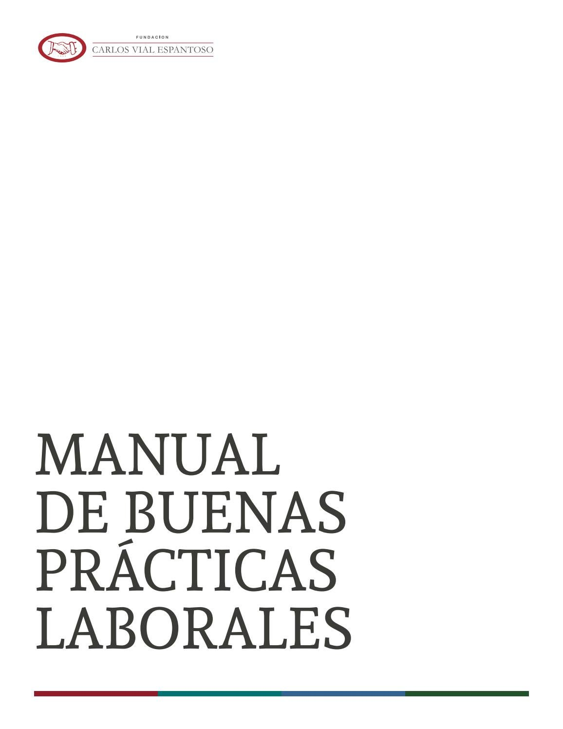 Manual de buenas prácticas descargable (2) by Fundacion