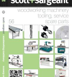 scott sargeant woodworking machinery catalogue 56 by scott sargeant woodworking machinery issuu [ 1167 x 1497 Pixel ]