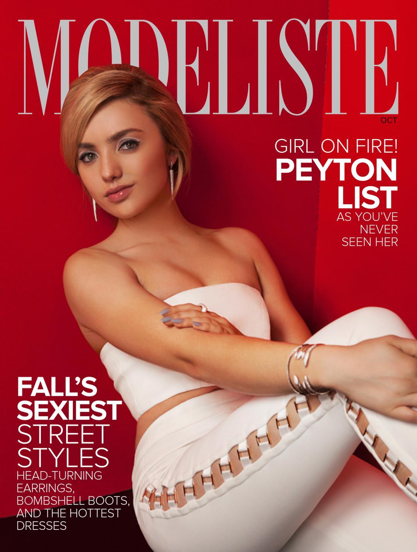 Modeliste October 2016 by Modeliste Magazine  Issuu