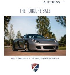 silverstone auctions the porsche sale 15th october 2016 by silverstone auctions issuu [ 1059 x 1497 Pixel ]