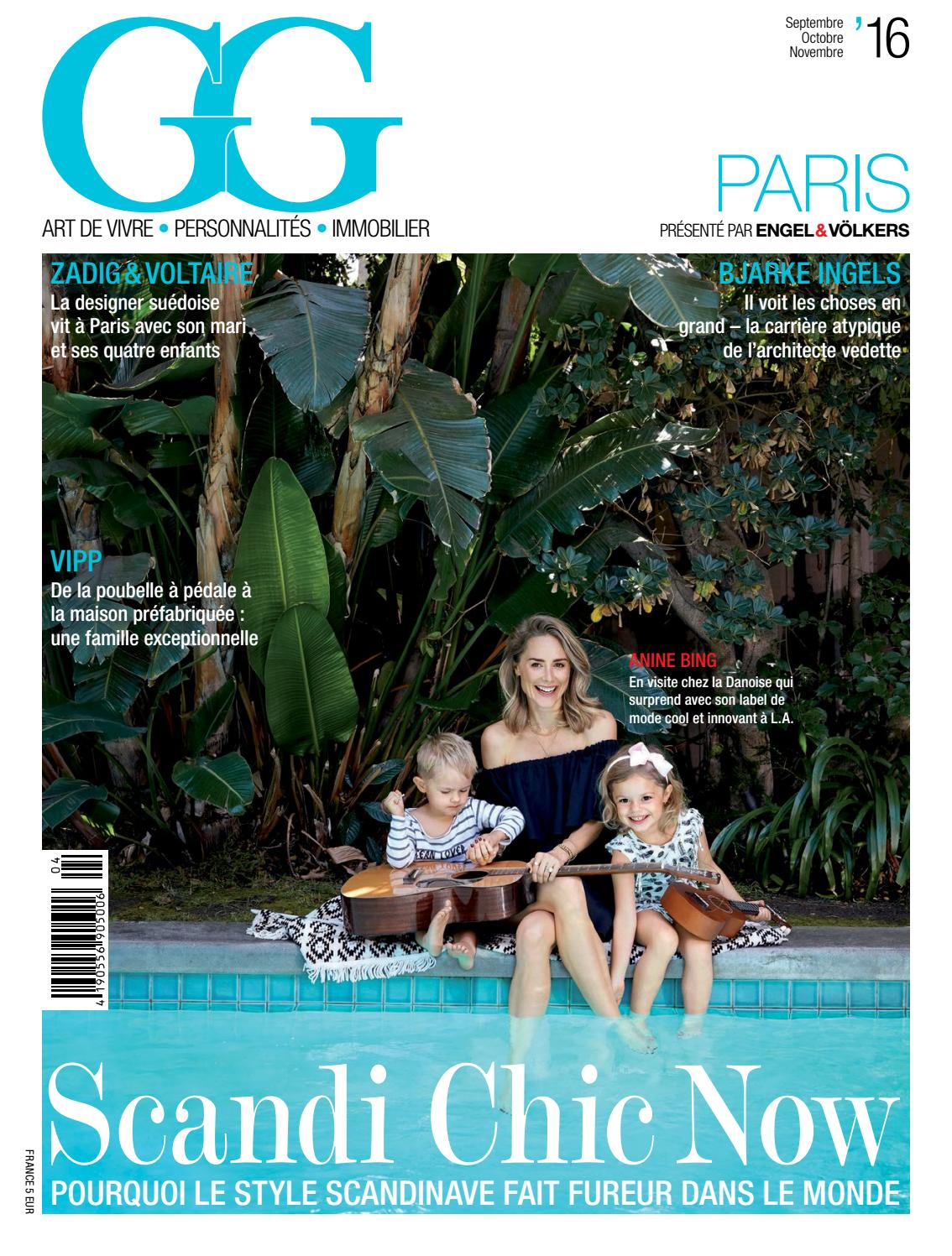 Cartable En Ligne Jean Wiener : cartable, ligne, wiener, Magazine, 04/16, Paris, GG-Magazine, Issuu