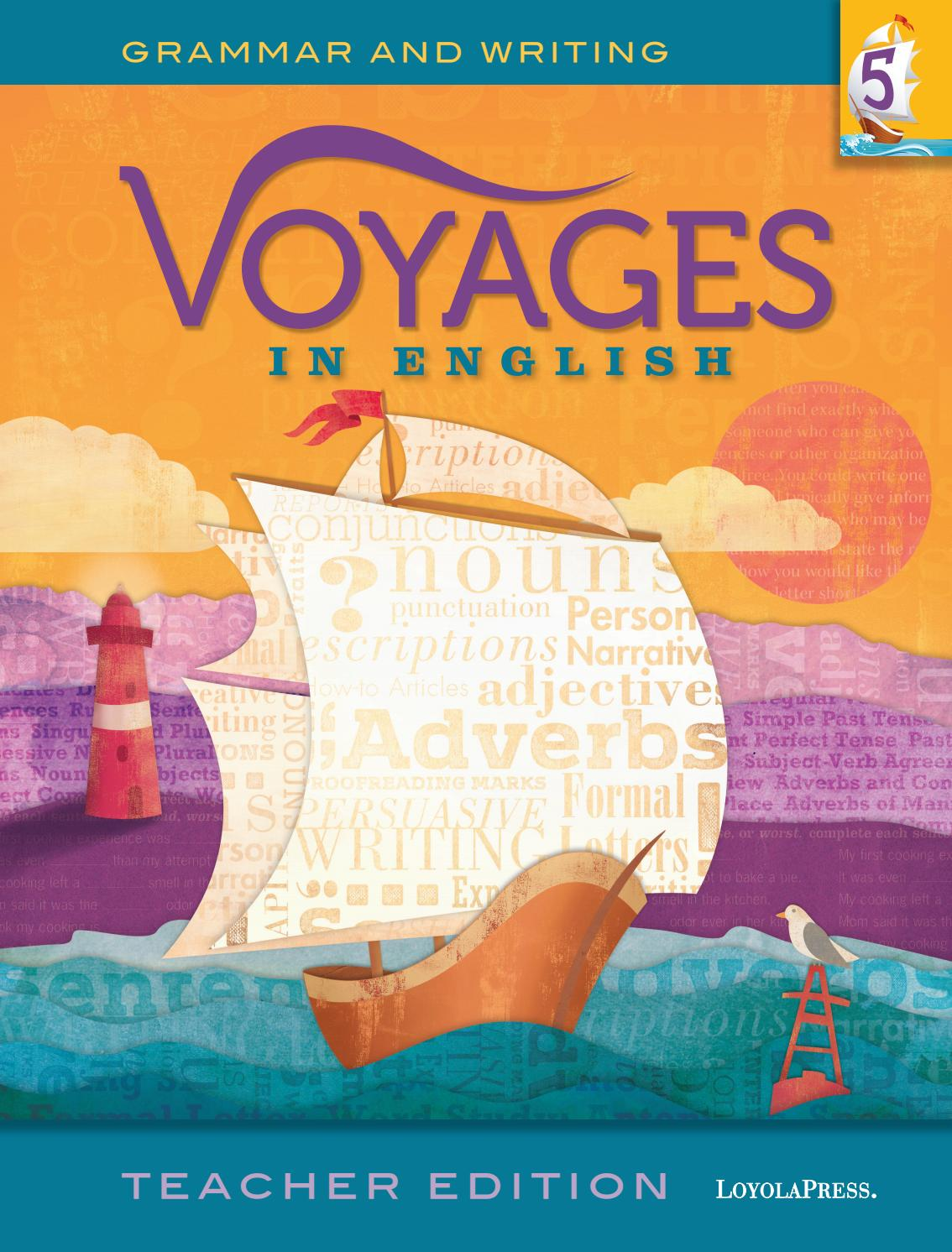 hight resolution of Voyages in English 2018