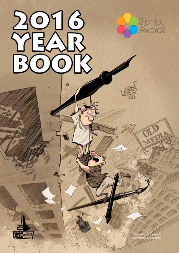 2016 Year Book Australian Cartoonists' Association - Issuu