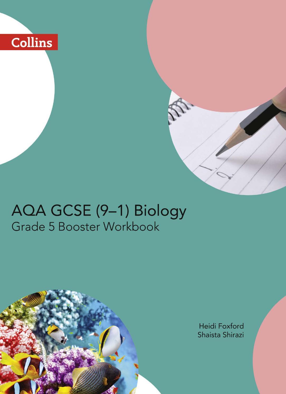 AQA GCSE Biology Grade 5 Booster Workbook by Collins  Issuu